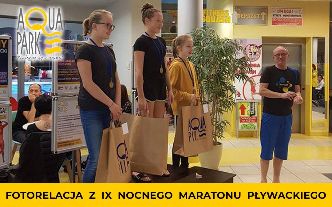 Fotorelacja z IX Maratonu